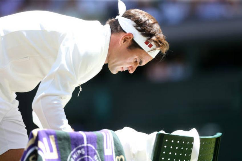 Sweet 16 for Roger Federer at Wimbledon