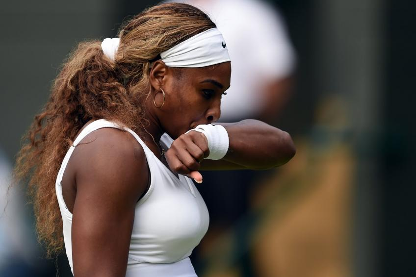 Serena Williams should have not been seeded at Wimbledon - Alizè Cornet