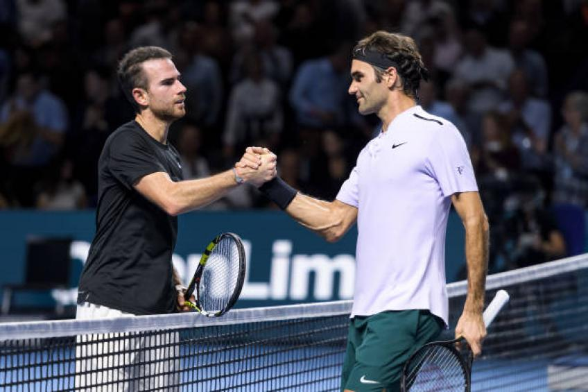 Andy Murray reacts to Wimbledon relegating Federer after Djokovic request