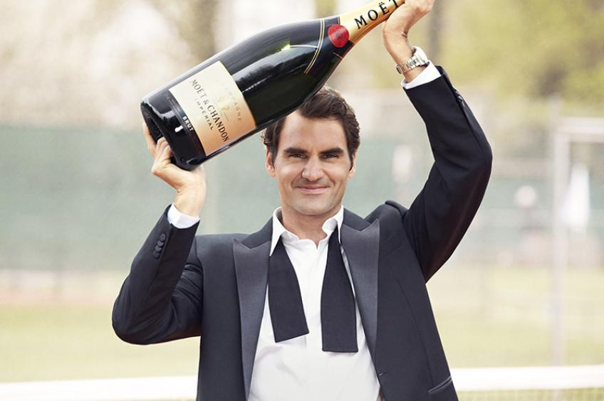 'Roger Federer is going to sell menswear,' Pat Cash