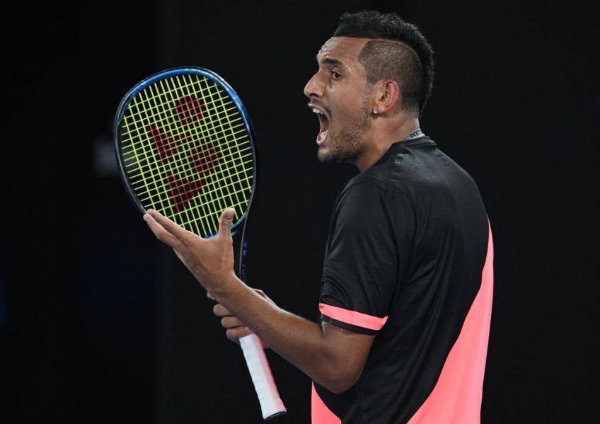 Nick Kyrgios after Wimbledon exit: I'm pissed off