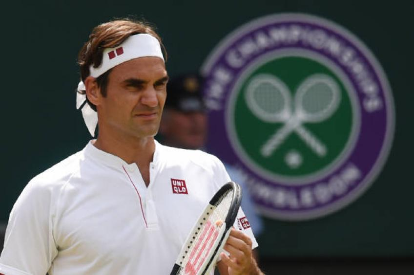Roger Federer makes you work all the time, says Adrian Mannarino