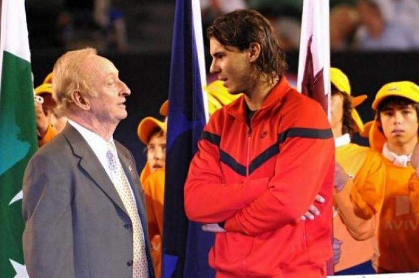Rod Laver makes bold claim about Rafael Nadal playing on grass