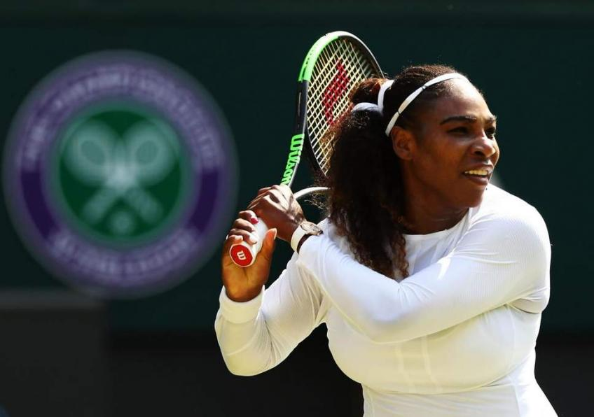 Wimbledon day 9 recap: traditions or not, Serena Williams rules again!