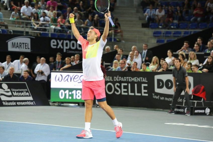 Berdych, Pouille and Tsitsipas are the first players confirmed for Metz