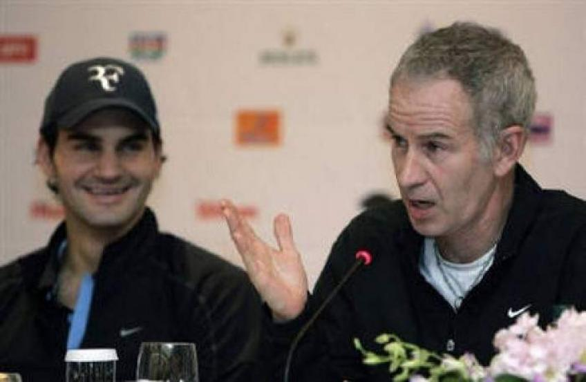 John McEnroe had predicted everything about Roger Federer's Wimbledon loss