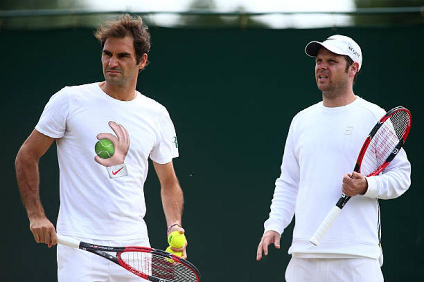 Severin Luthi: 'After Roger Federer's close matches, I can't sleep'