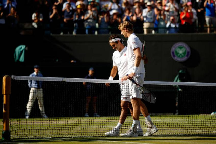 This is how I beat Roger Federer at Wimbledon: Kevin Anderson