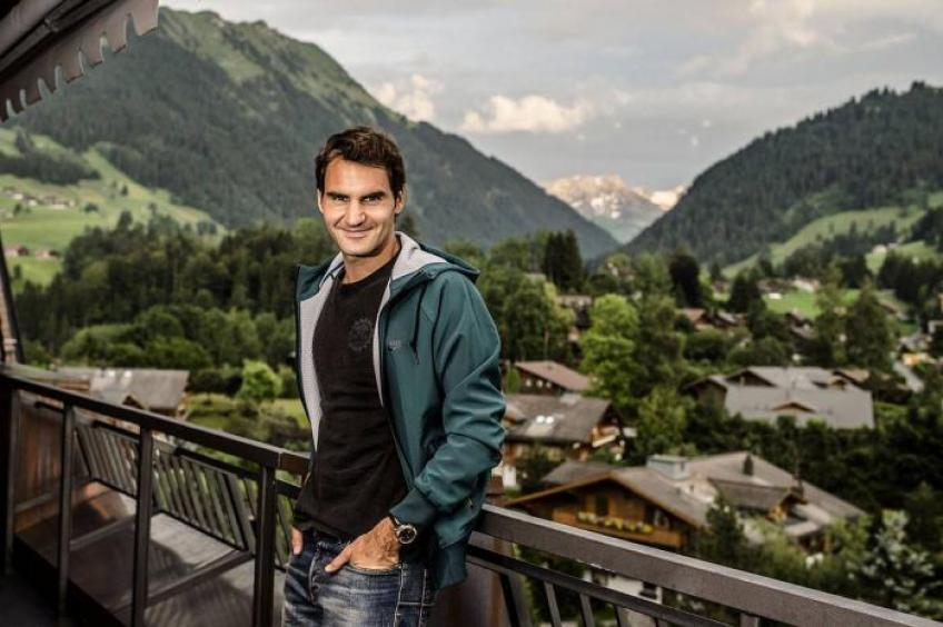Roger Federer sold his house in Wollerau at a high price!
