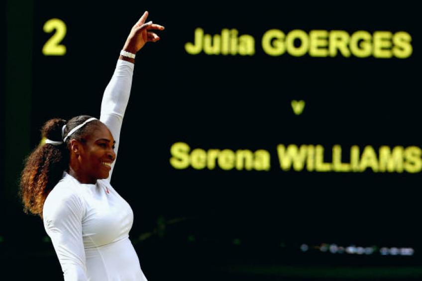 Serena Williams Loses 2018 Wimbledon Final