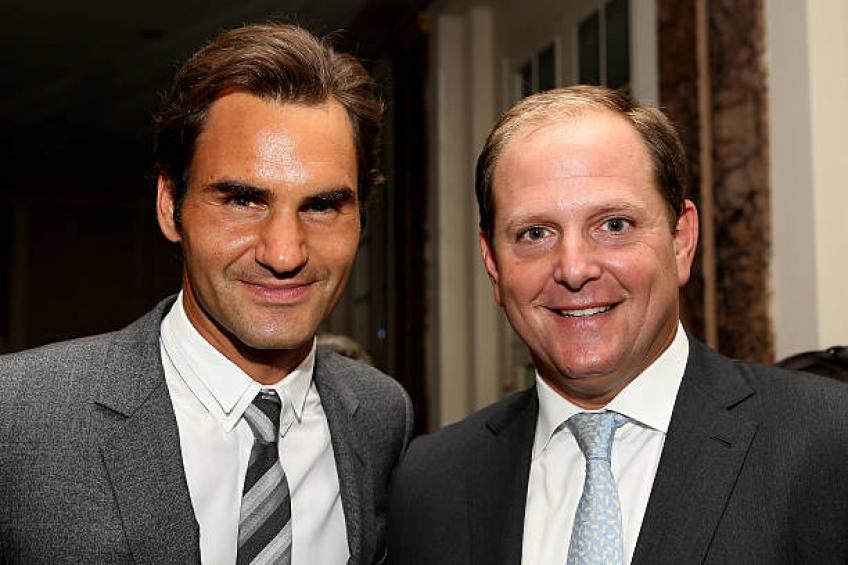Roger Federer's agent explains real reasons behind Uniqlo contract