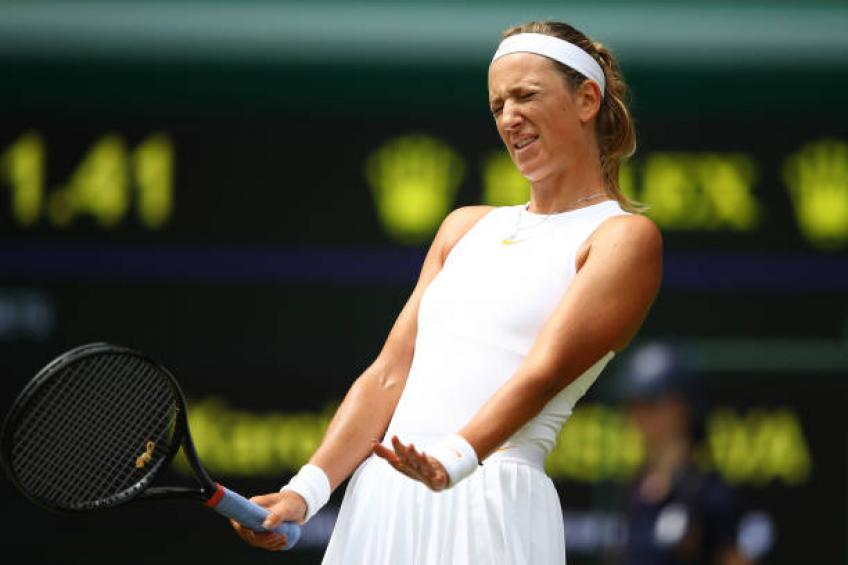 Wimbledon 2018: Azarenka, Murray lose in mixed doubles final