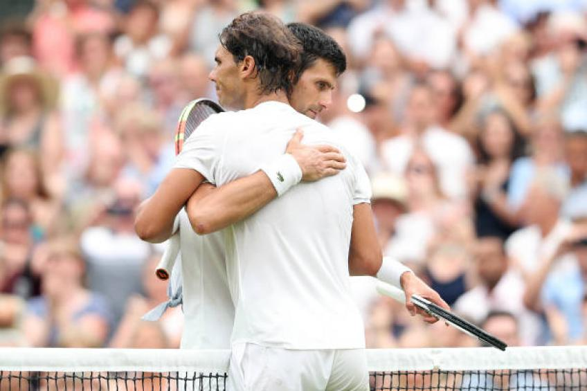 Pat Cash says Djokovic was just too 'irresistible' for Nadal