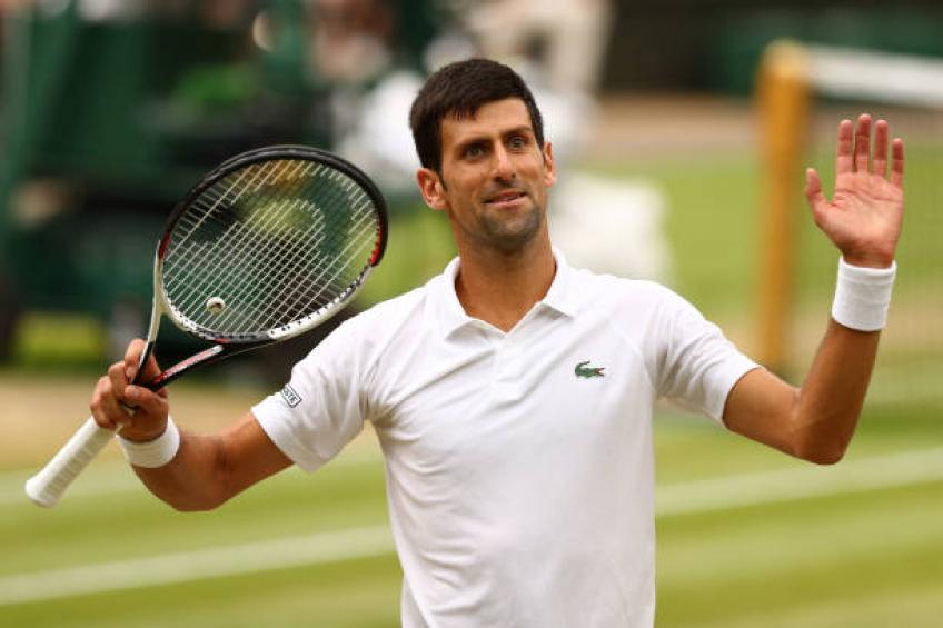 Novak Djokovic admits he doubted Grand Slam future