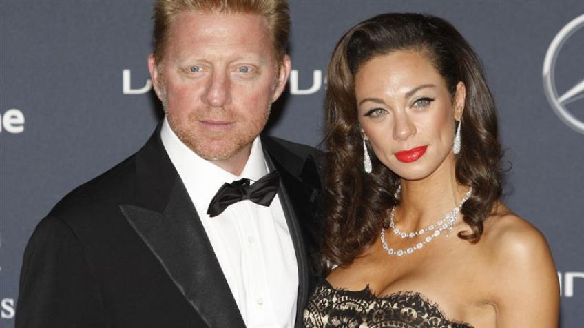 Boris Becker and his former wife Lilly argue at home, police called