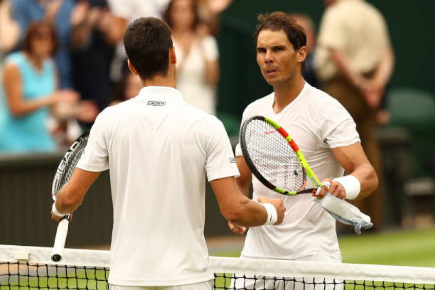 Rafael Nadal: 'I cannot say my rivalry with Novak Djokovic is great'