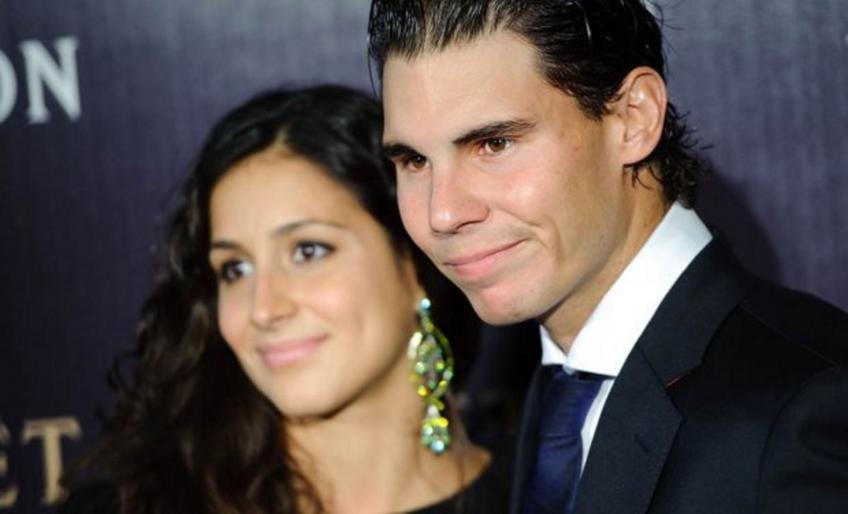 Rafael Nadal looking forward to spend holidays with his girlfriend