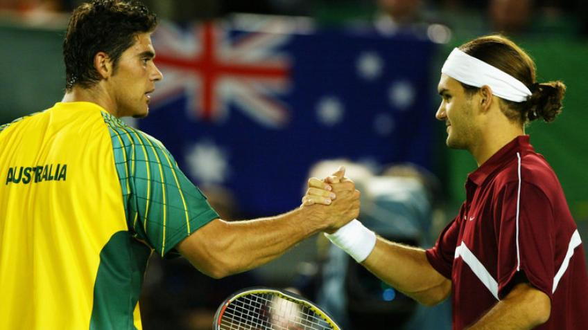 Philippoussis: 'Roger Federer is incredible. Between Zverev and Kyrgios...
