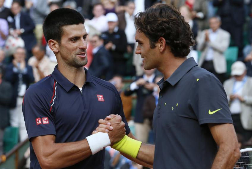 'Novak Djokovic will never be loved like Roger Federer or Rafal Nadal'