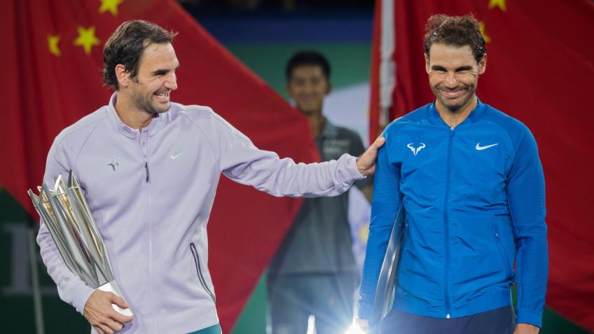 Roger Federer chosen over Nadal and Cilic for Best Male Tennis Player Award