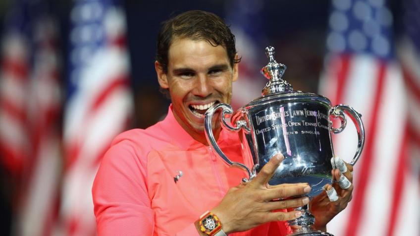 Here is what Rafael Nadal and Novak Djokovic will wear at the US Open