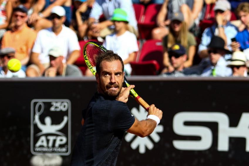 Fognini tops Verdasco to reach Swedish Open final against Gasquet