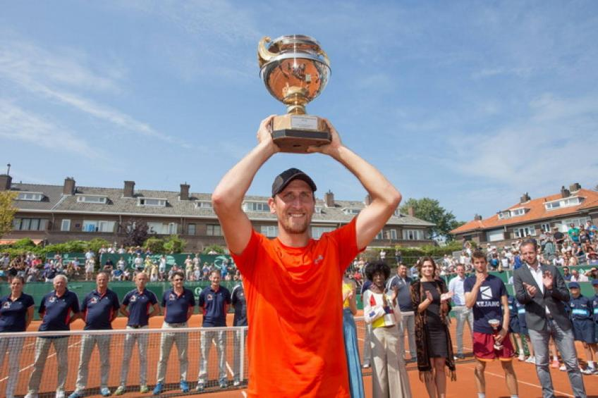 Thiemo de Bakker and Bradley Klahn are back! Maiden title for Ofner
