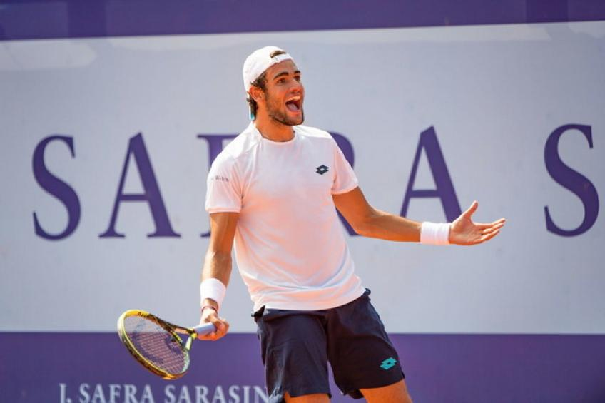 ATP Gstaad: Bautista Agut and Lopez prevail. Berrettini ousts Rublev
