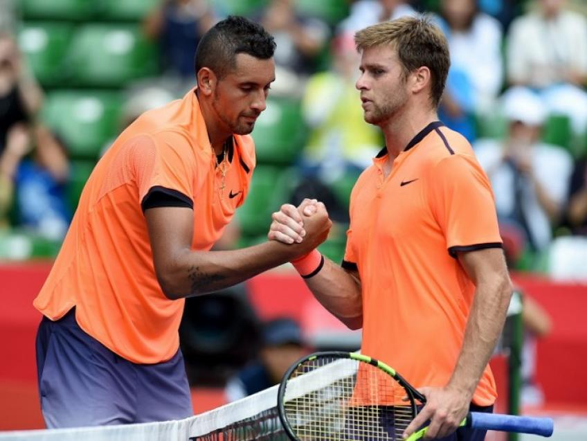 Ryan Harrison speaks about his relationship with Nick Kyrgios
