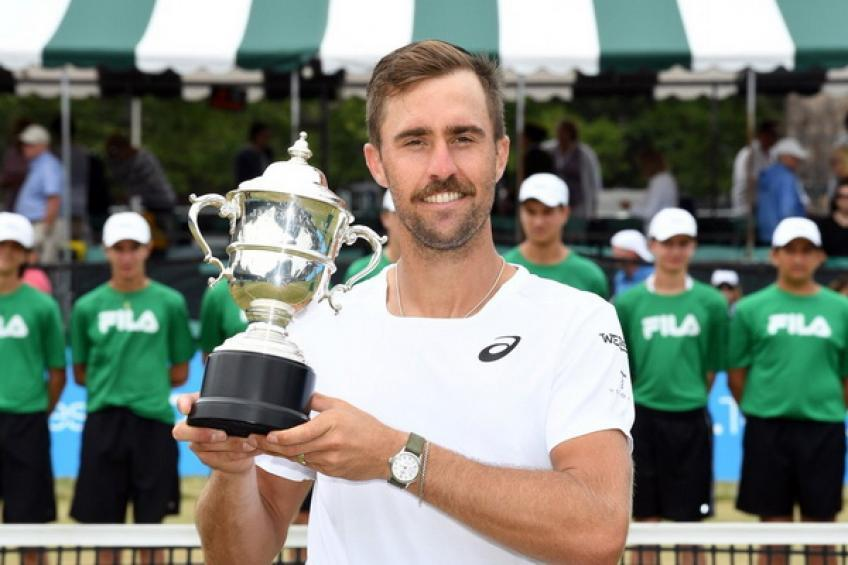 Mover this week: Steve Johnson cracks the Top 40 after Hall of Fame title