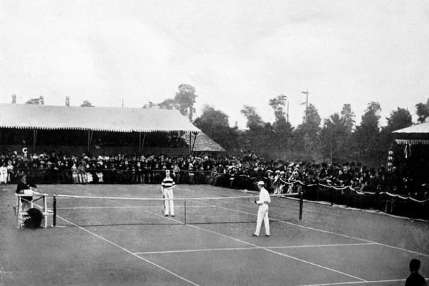 The story about the first Wimbledon - how it all started in 1877