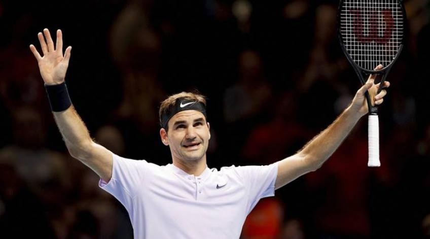 Earning money is not Roger Federer's first goal, says Jura CEO