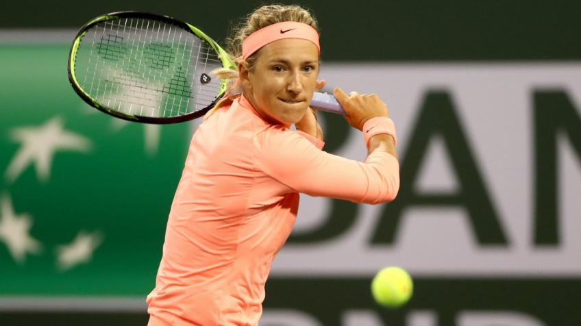 Victoria Azarenka disappointed with her performance