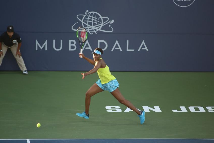 Wta San Jose: Venus Williams feels like home, Keys withdraws