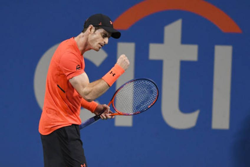 Citi Open tournament director takes a shot at Andy Murray, then clarifies