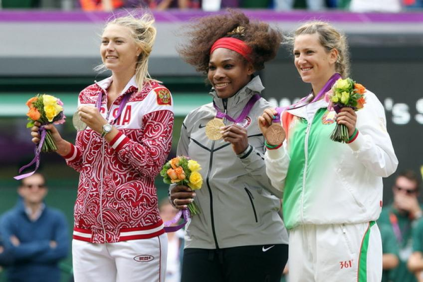 August 4, 2012: Serena Williams demolishes Maria Sharapova for Olympic gold