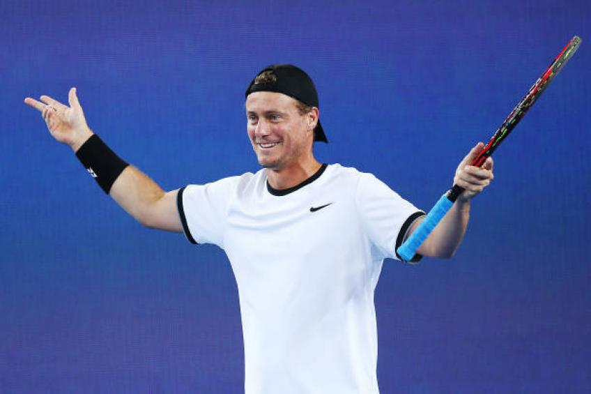 Lleyton Hewitt to play ATP event in late August