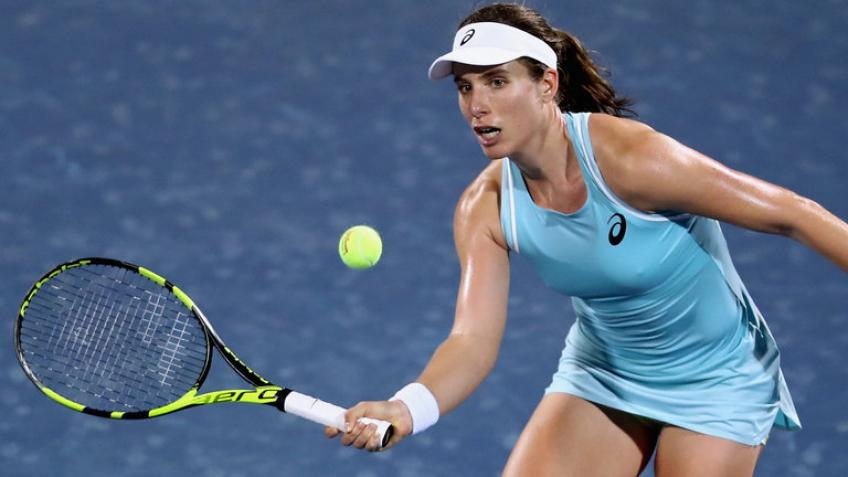 Jo Konta There Are No Easy Rounds Anymore