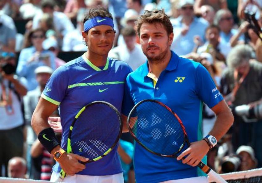 Stan Wawrinka: 'The match against Rafael Nadal will be complicated'