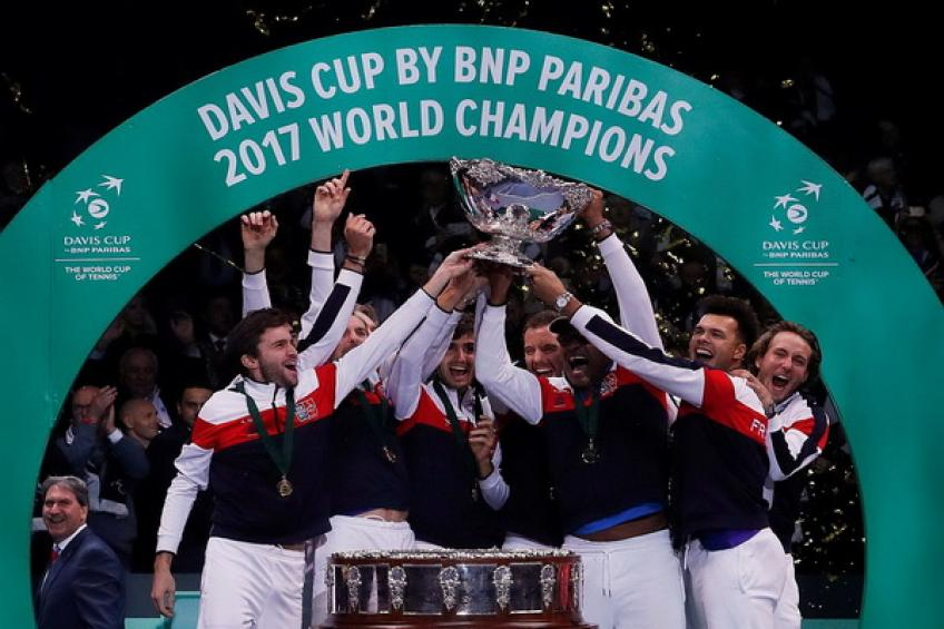 What have been the main proposals for the 2019 Davis Cup changes?