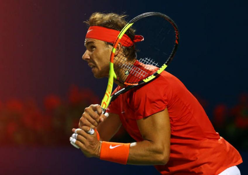 Rafael Nadal is the greatest sports competitor of all time -Roger Rasheed
