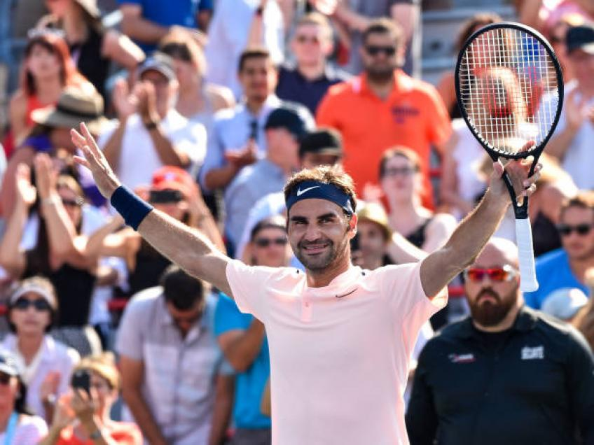 Roger Federer's absence: Rogers Cup draws lower attendance than 2017