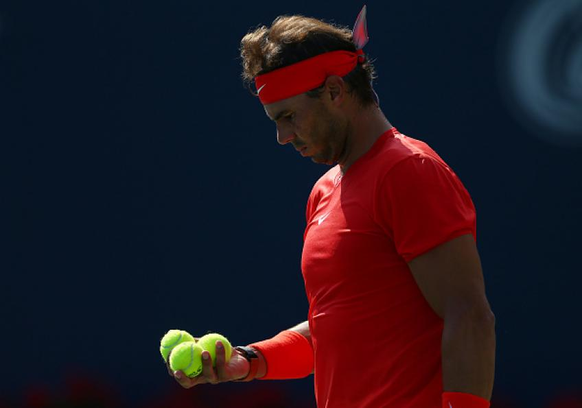 After playing with shot clock for a week, Rafael Nadal gives his thoughts