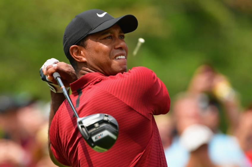 Charting the comeback of Tiger Woods