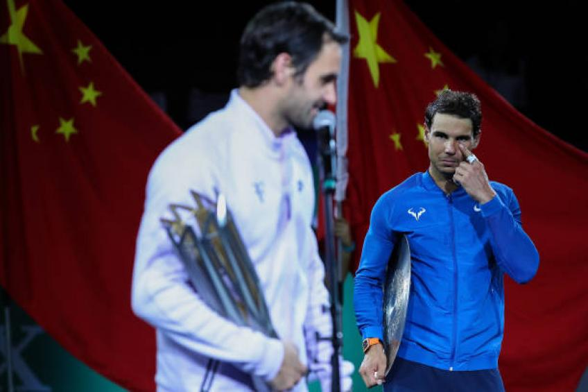Roger Federer: 'Goal is to stay healthy, not chase no. 1 vs Rafael Nadal'