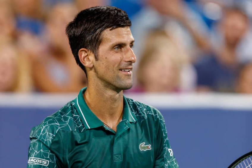 Novak Djokovic: Older players like us need to be wiser in scheduling
