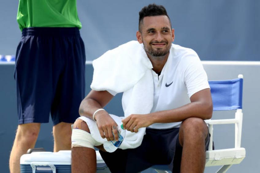 Nick Kyrgios: In Atlanta, I played basketball 2-3 hours a day