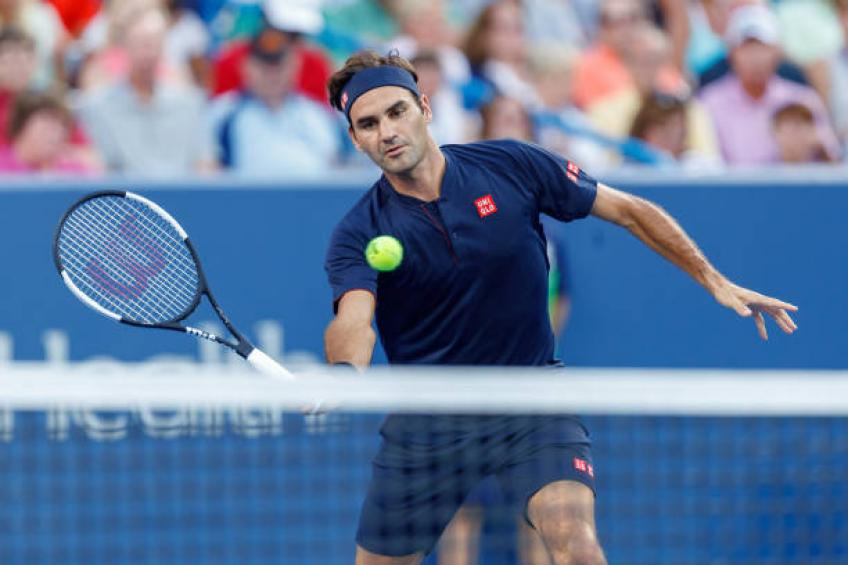 Swiss mogul Federer sets Djokovic blockbuster in Cincinnati final