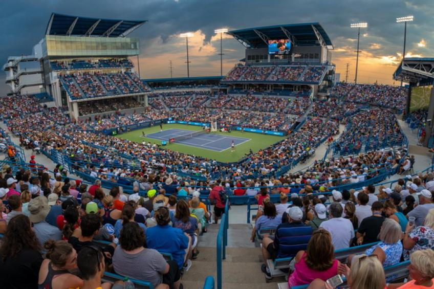 ATP Cincinnati: Del Potro ousts Chung. Djokovic and Federer play on Friday