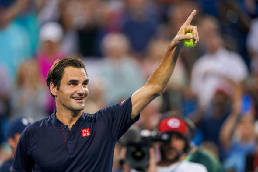 Roger Federer: Maybe other guys will say differently, but I am a funny guy